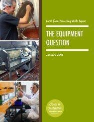 FINE Equipment White Paper