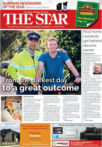 The Star: October 26, 2017