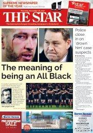 The Star: November 16, 2017