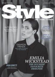 Style: April 01, 2016