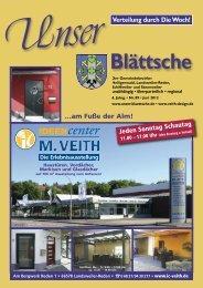 Unser Blättsche · Ausgabe 89· Juni 2012 - VDesign Agentur für ...