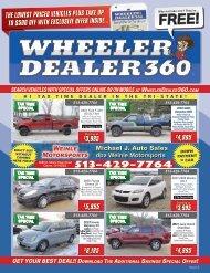 Wheeler Dealer 360 Issue 4, 2018