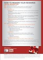 HSBC CLASSIC VISA AND MASTERCARD REWARDS CATALOG 2018 - Page 3