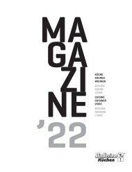 Ballerina Küchen - Journal 2020