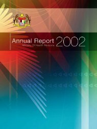 Ministry of Health Annual Report 2002