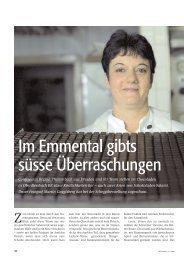 Im Emmental gibts süsse Überraschungen - chocoladen.ch