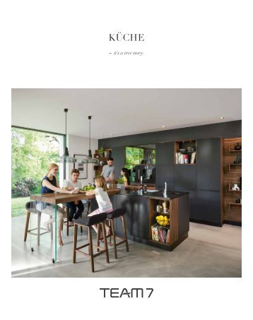 Team7 Katalog Küche