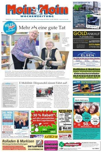 MoinMoin Flensburg 04 2018