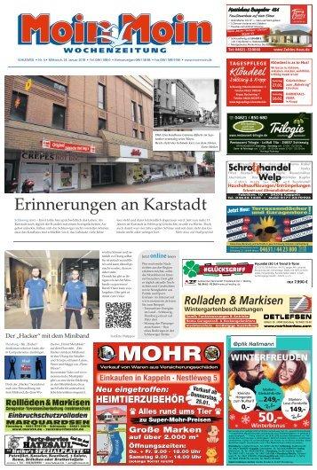 MoinMoin Schleswig 04 2018