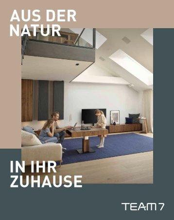 Team7 Katalog Essen Wohnen-de
