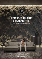 WK Wohnen - Zeit für klare Statements. 2019/2020