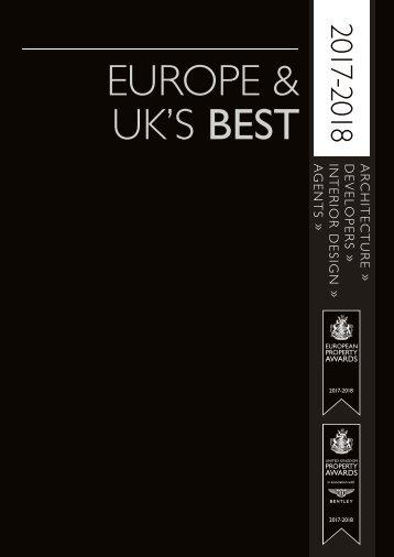 Europe & UK's Best 2017-2018