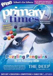Primary Times North and East Yorkshire February 2018