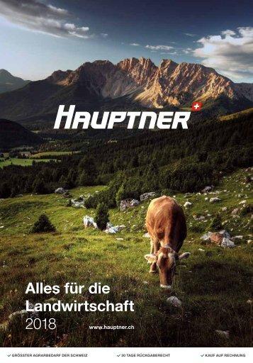Landwirtschaft 2018
