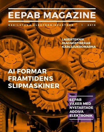 EEPAB Magazine #1 2018