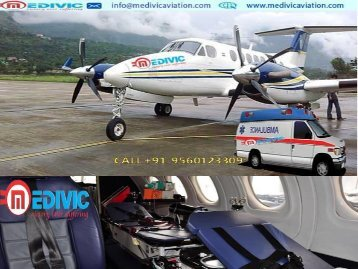 Air Ambulance services in Lucknow
