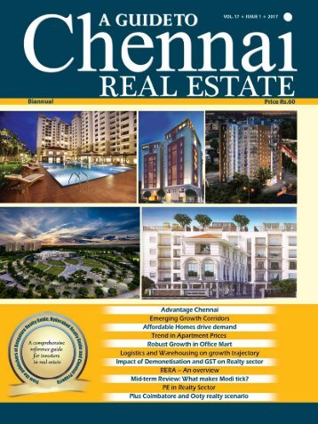 A Guide to Chennai Real Estate 2017 Edition 1
