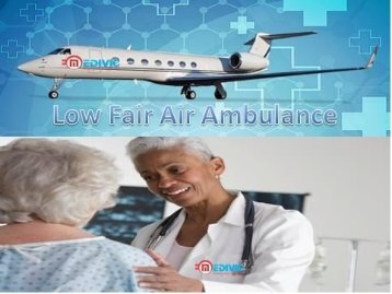 Avail Low-Cost Air Ambulance Services in Allahabad with Medical Team