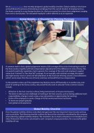 Global Mobility. A Planning Checklist - Page 2
