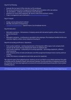 Global Mobility. A Planning Checklist - Page 4