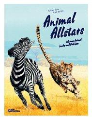 Animal Allstars –Leseprobe
