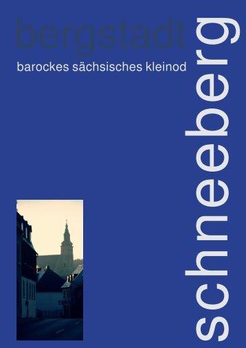 Imagebroschuere Schneeberg