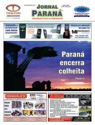 Jornal Paraná Fevereiro 2018