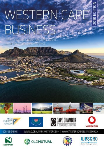 Western Cape Business 2018 edition