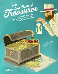 The Big Book of Treasures –Leseprobe