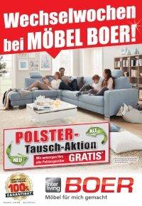 Prospekte - MÖBEL BOER - Möbel und Küchen aus Coesfeld im Münsterland