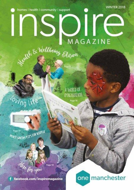 Inspire Magazine - Winter 2018