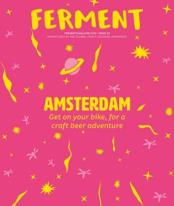 Ferment Issue 22 // Amsterdam