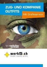 Zug und Kompanie Outfits made by werk5