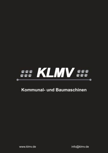 KLMV Brochuere