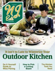 NJ Eats Magazine  Second Edition