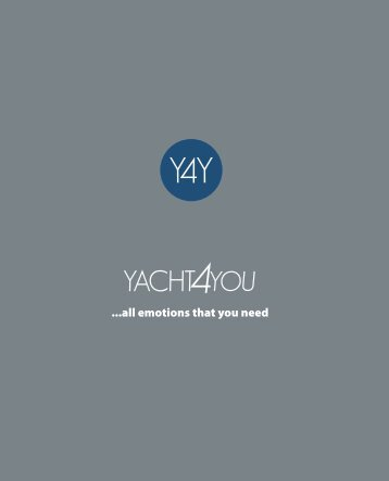 YACHT4YOU all emotion that you need
