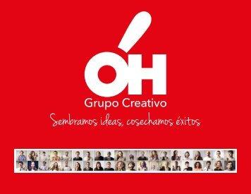 presentacion OH Grupo Creativo
