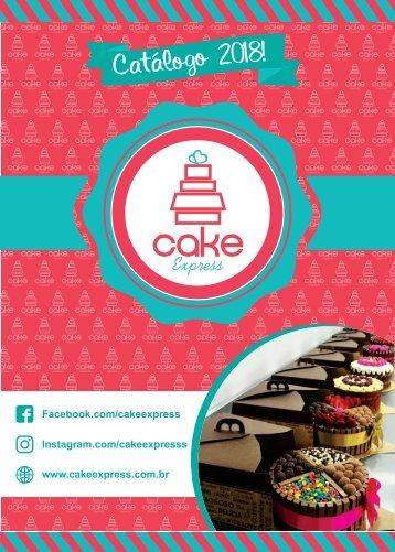 Catálogo Cake Express