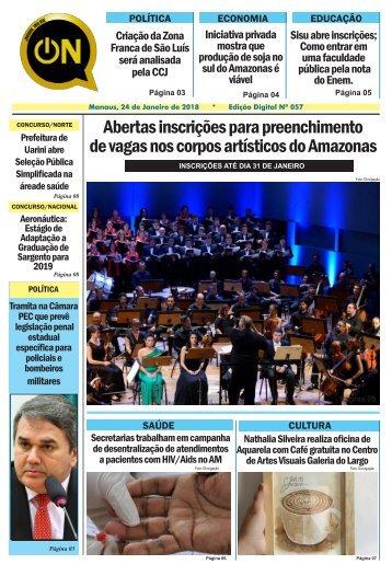 Jornal Oportunidades e Notícias - Edição 57
