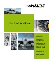 Avisure   Turnkey Solutions