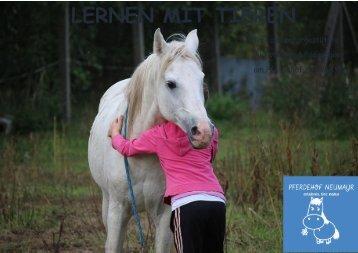 e-magazine Lernen mit Tieren 2