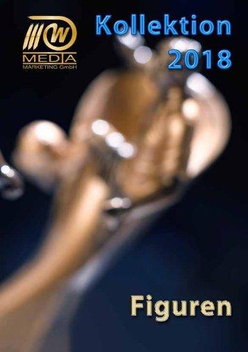 Sportpreise 2018 - Figuren - 3W-Media Marketing GmbH