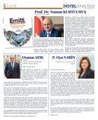 Hotelgazetesi_OCAK_sayi11_2018_ - Page 5