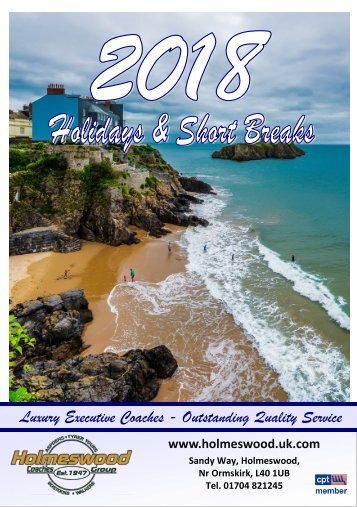 Holmeswood Holidays 2018 Online