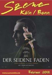 Szene Köln-Bonn, Ausgabe 02.2018