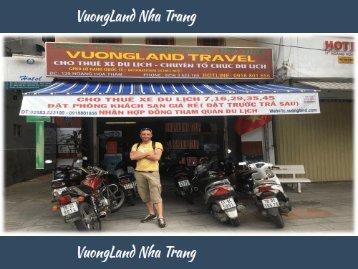 car rental in Nha Trang