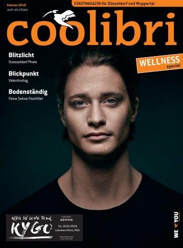 Februar 2018 - coolibri Düsseldorf und Wuppertal