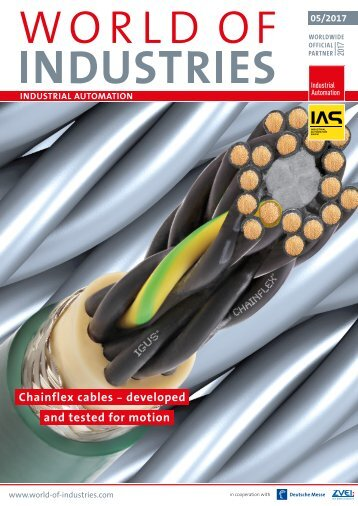WORLD OF INDUSTRIES - Industrial Automation 5/2017