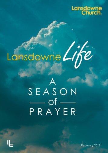 Lansdowne Life 11 February 2018