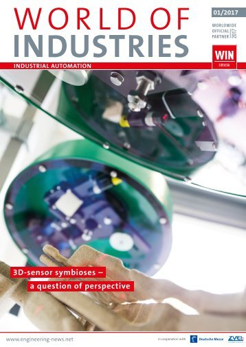 WORLD OF INDUSTRIES - Industrial Automation 1/2017